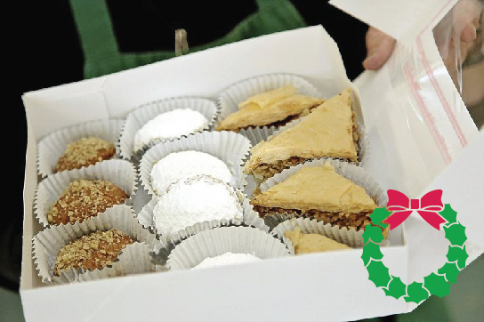 Holiday Desserts - Assorted Box